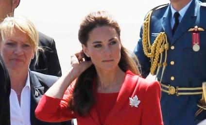 Kate Middleton Fashion Trend of the Week: Sheer Elegance