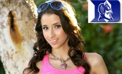 Belle Knox: Duke Porn Star Paying For College With X-Rated Side Job!