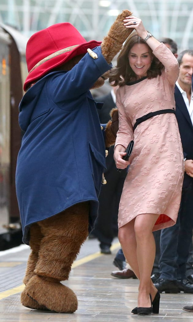 Kate Middleton is So Cute