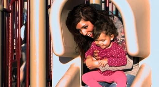 Farrah Abraham and Child