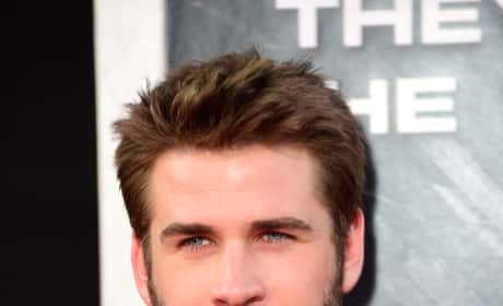Liam Hemsworth Beard Photo