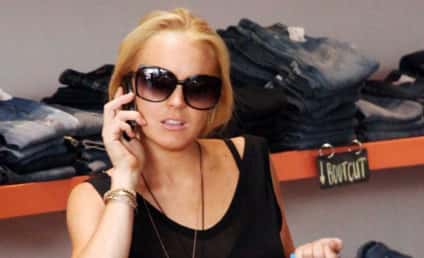 Lindsay Lohan: Employed!