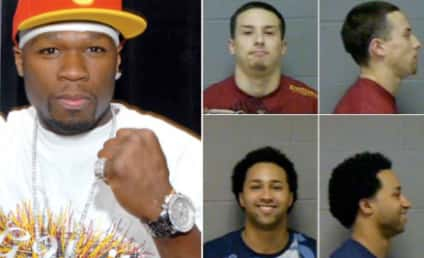 Dudes Arrested After Breaking Into 50 Cent's Mansion, Drinking Wine in the Closet