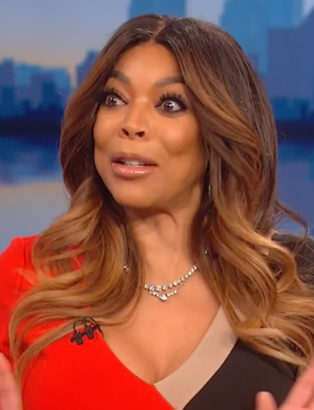 Wendy Williams Acts Surprised