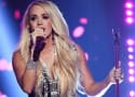 Carrie Underwood Makes (Very!) Emotional Return to Stage