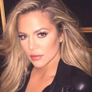Khloe Kardashian Stuns