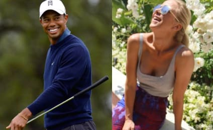 Tiger Woods and Kristin Smith: It's OVER!