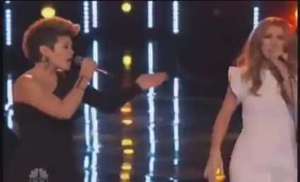 Tessanne Chin, Celine Dion Perform on The Voice Season Finale: Watch!