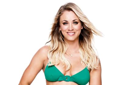 Kaley Cuoco is Hot