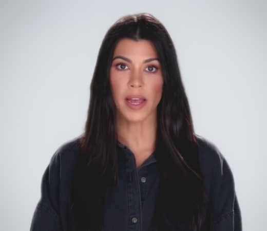 Kourtney Kardashian Speaks on KUWTK