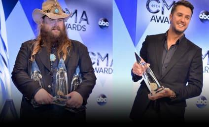 CMA Awards 2015: List of Winners!