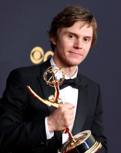 Evan Peters Wins Emmy