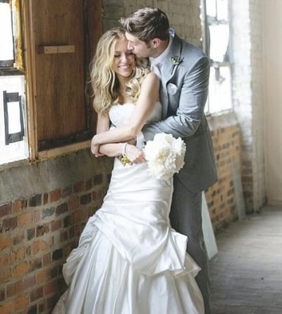 Kristin Cavallari, Jay Cutler Wedding Photo