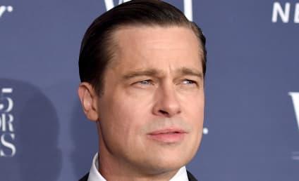 Angelina Jolie and Brad Pitt In Memoriam: A Ruined Romance...