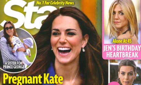 Kate Middleton: Expecting a Girl?
