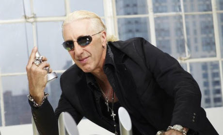 Dee Snider on Celebrity Apprentice