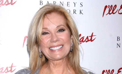 Kathie Lee Gifford Stands Up for Matt Lauer