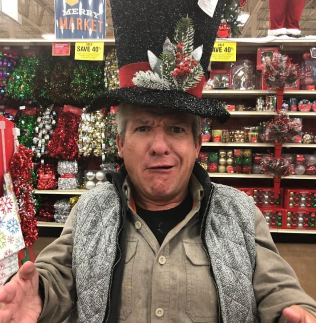 Matt Roloff Loves Christmas