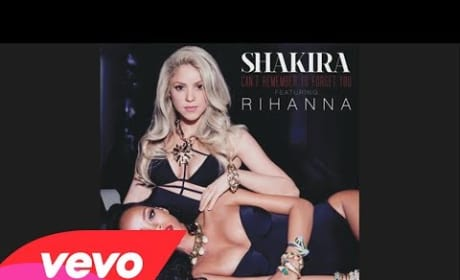 "Rihanna and Shakira - ""Can't Remember to Forget You"""