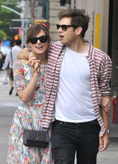 James Righton, Keira Knightley Photo