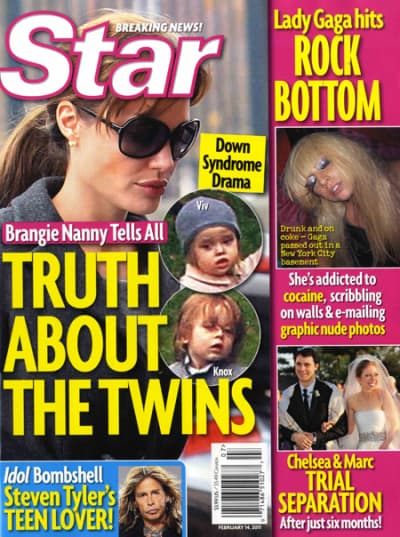 Angelina's Twins: THE TRUTH