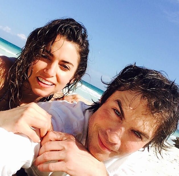 Beachin' It Ian Somerhalder