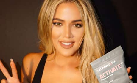 Khloe Kardashian Shills