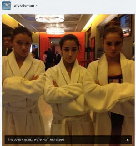 McKayla, Aly and Kyla
