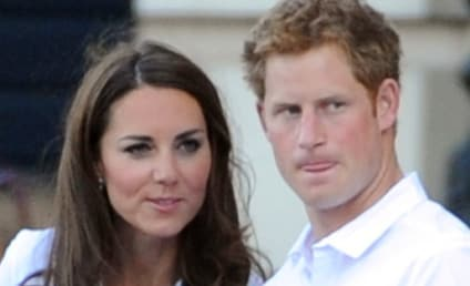 Kate Middleton Expecting a Boy, Prince Harry Supposedly Says