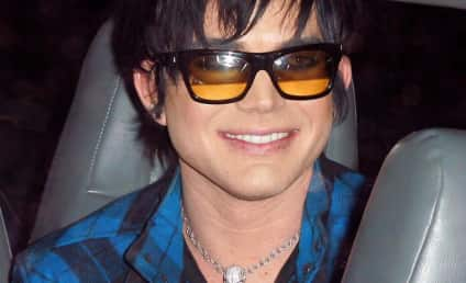 Adam Lambert Pushes for Song on Eclipse Soundtrack