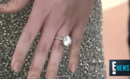 23 HUGE Engagement Rings: To Whom Do They Belong?