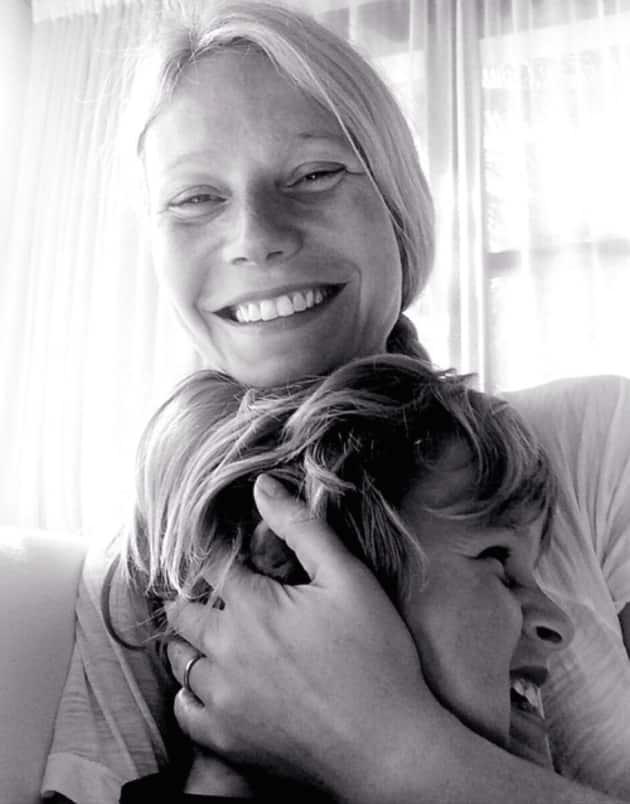 Gwyneth Paltrow, Son