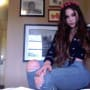 McKayla Maroney Lounges