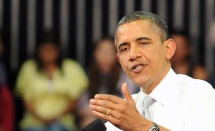 Barack Obama Accepts Nobel Peace Prize