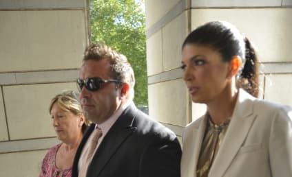 Teresa Giudice Indictment Prompts Concern Among Housewives