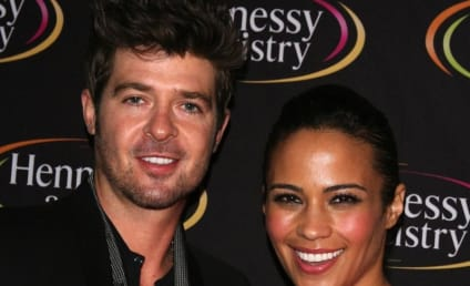 Paula Patton: Robin Thicke Lives Up to His Name!