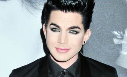 Adam Lambert Critiques Susan Boyle, Album