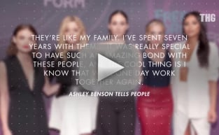 Ashley Benson Speaks on Pretty Little Liars