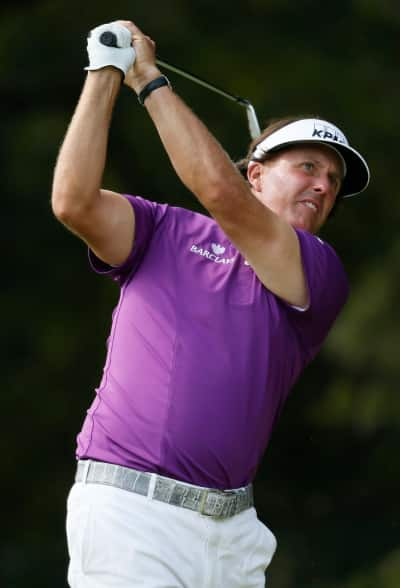 Phil Mickelson Picture
