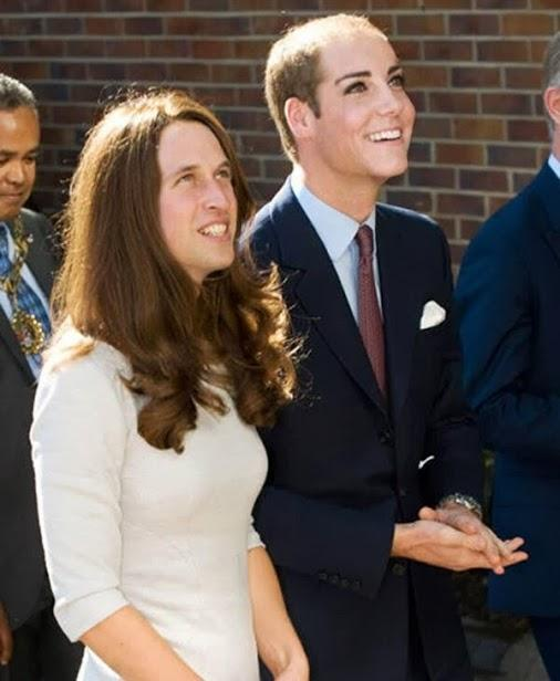 Kate William and Prince Middleton