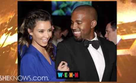 Kim Kardashian, Kanye West Wedding Location Hunting