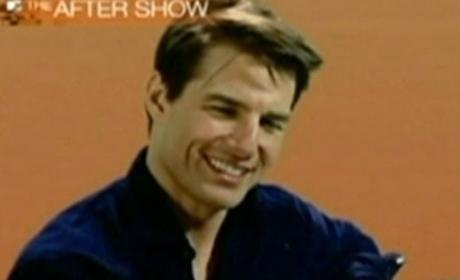 Tom Cruise on Spencer Pratt-Heidi Montag Wedding