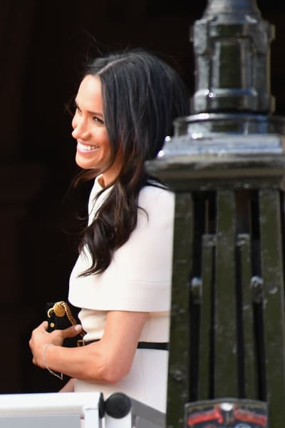 Meghan Markle: A Pretty Picture