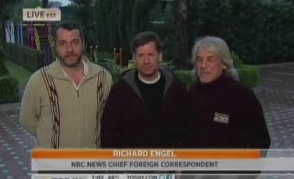 "Richard Engel Speaks on Syrian Kidnapping, ""Psychological Torture"""