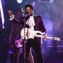 Bruno Mars Prince Tribute