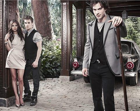 Vampire Diaries Promo