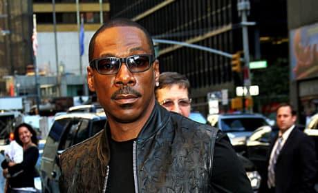 Eddie Murphy in NYC