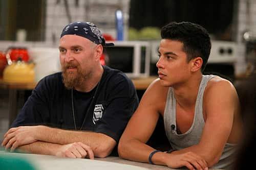 Adam and Dominic