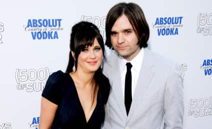 Zooey Deschanel Splits From Ben Gibbard