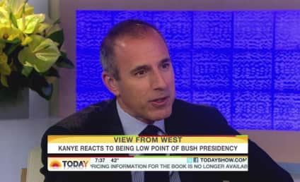 They Said It: Matt Lauer on Tom Cruise, Peter Sarsgaard on Marriage, and Other Celebrity Quotes